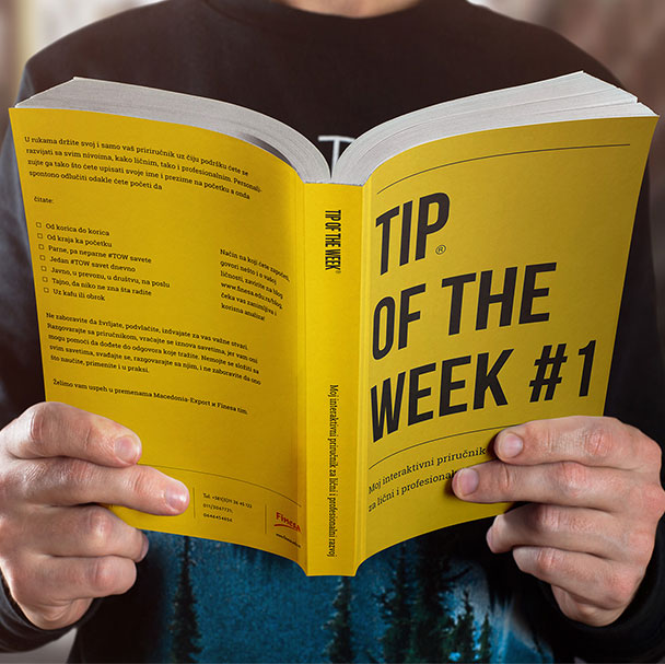TIP OF THE WEEK® #1