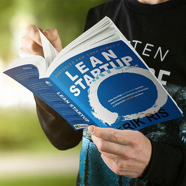 LEAN STARTUP, 2. izdanje