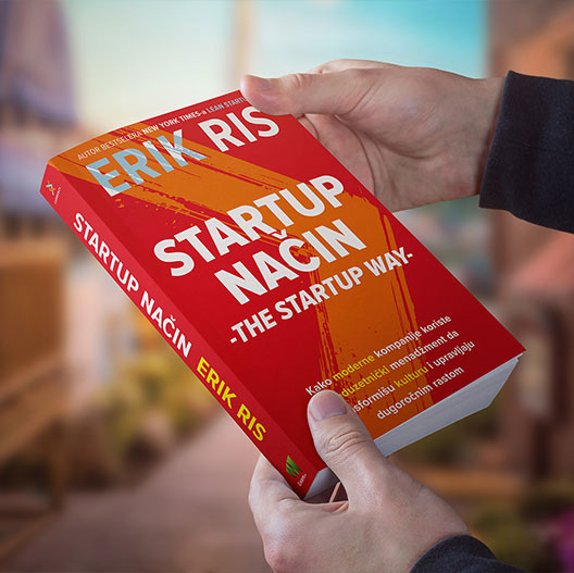 STARTUP NAČIN (The Startup Way)