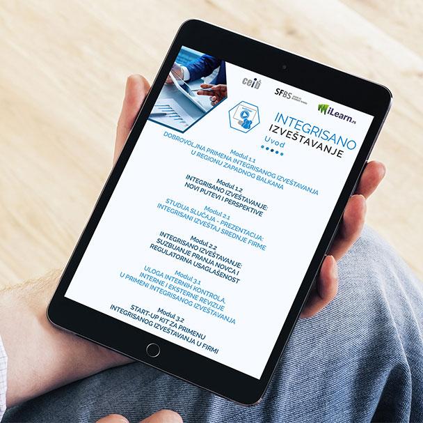WEBINAR: Integrisano izveštavanje - Uvod