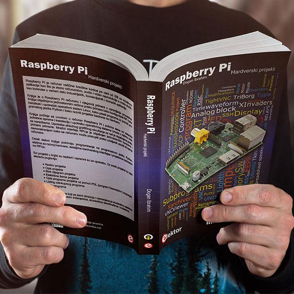 RASPBERRY PI: Hardverski projekti