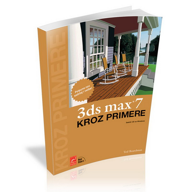 3DS MAX 7 KROZ PRIMERE