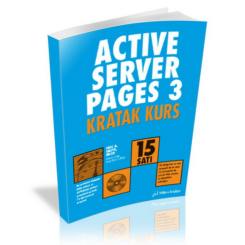 ACTIVE SERVER PAGES 3: KRATAK KURS