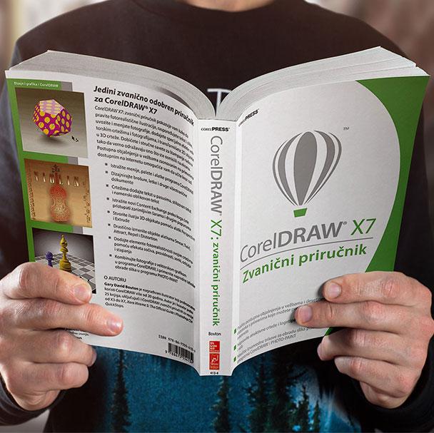 CorelDRAW X7 - Zvanični priručnik