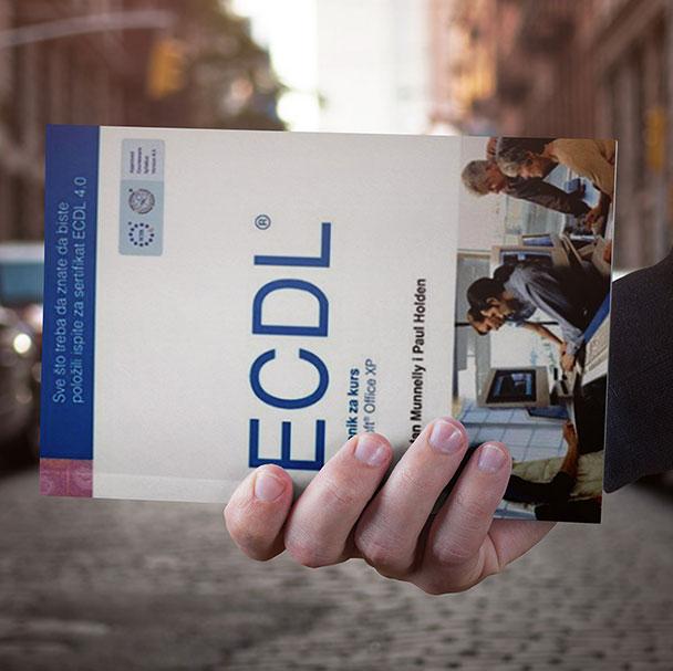 ECDL4: UDŽBENIK ZA KURS MICROSOFT OFFICE XP
