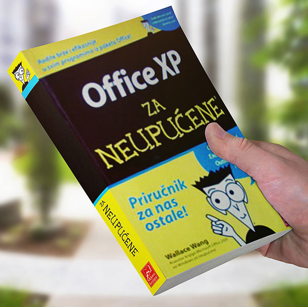 OFFICE XP ZA NEUPUĆENE