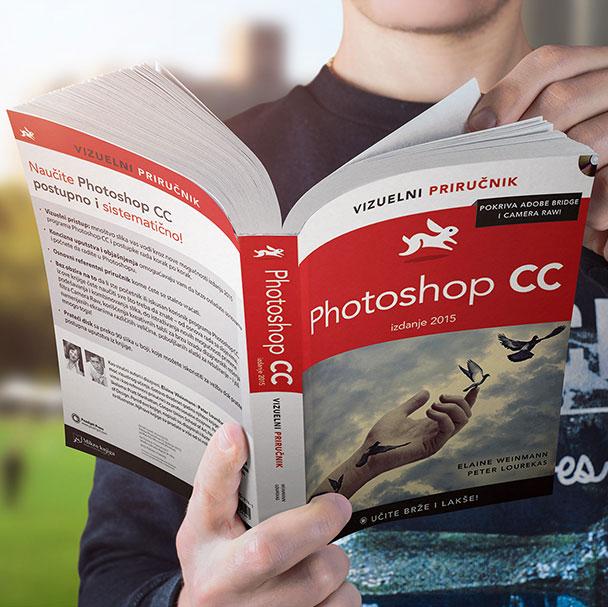 PHOTOSHOP CC - Vizuelni priručnik