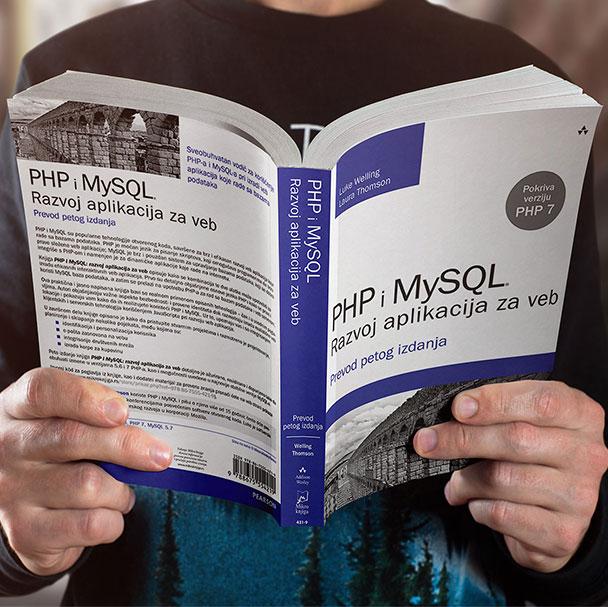 PHP i MySQL: razvoj aplikacija za veb,  prevod 5. izdanja
