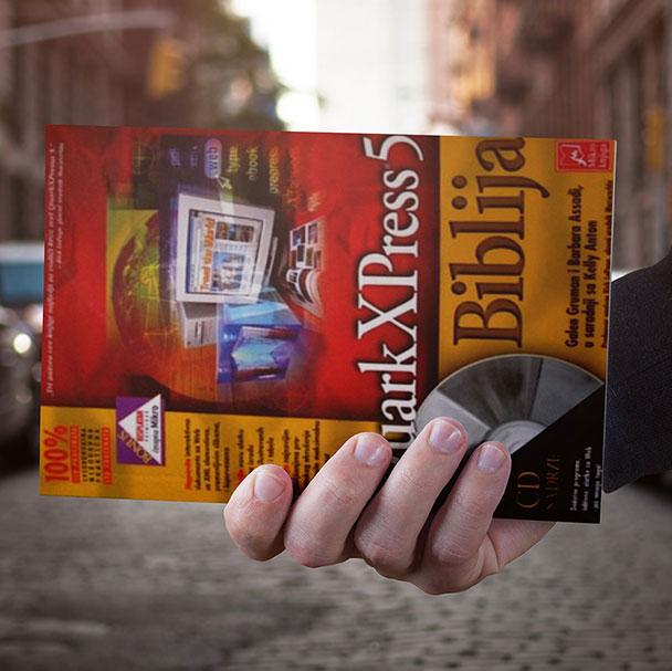 QUARKXPRESS 5 BIBLIJA