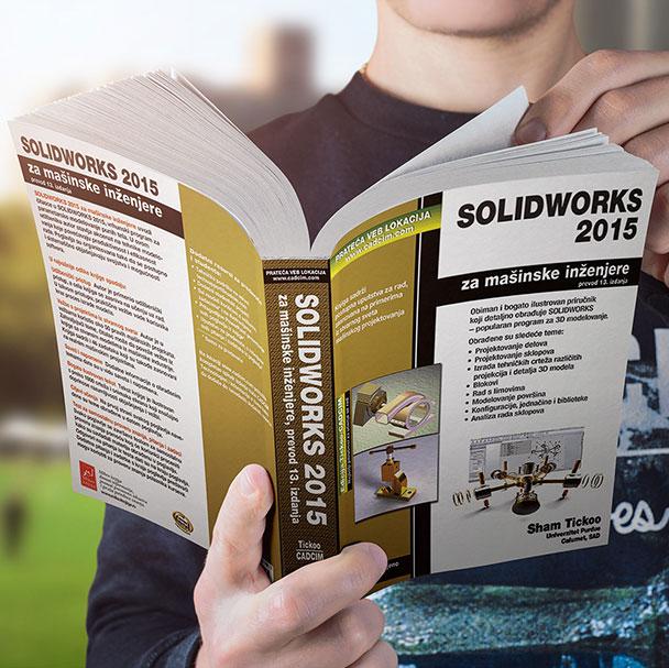 SOLIDWORKS 2015 ZA MAŠINSKE INŽENJERE