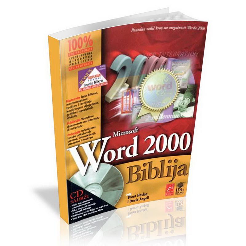 WORD 2000 BIBLIJA