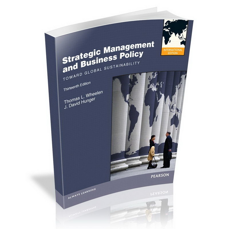 Strategic Management And Business Policy Toward Global